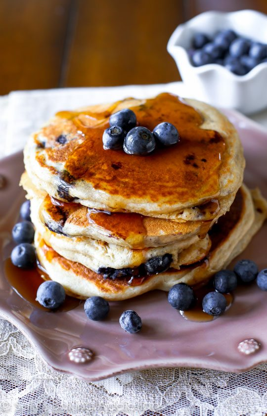 Healthy and quick breakfast ideas
